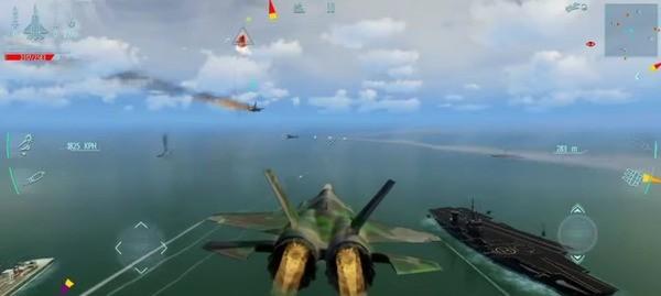 Sky Gamblers Infinite Jets Screen 3