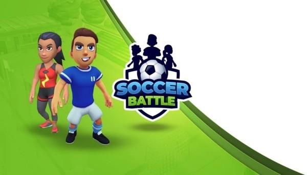 Soccer Battle - 3v3 PvP Logo