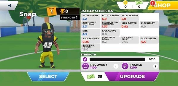 Soccer Battle - 3v3 PvP Screenshot 3