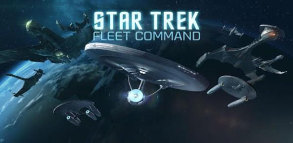 Star Trek Fleet Command Logo
