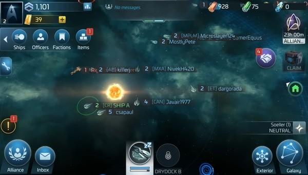 Star Trek Fleet Command Screenshot 3