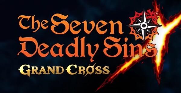 The Seven Deadly Sins Grand Cross Logo