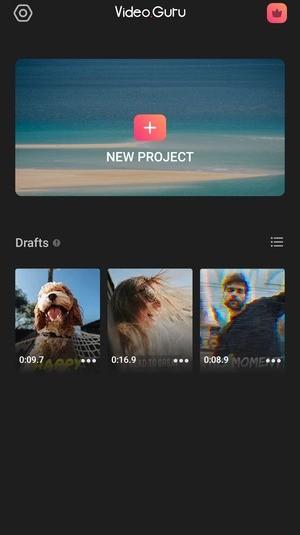 Video Guru - Video Maker Screenshot 1