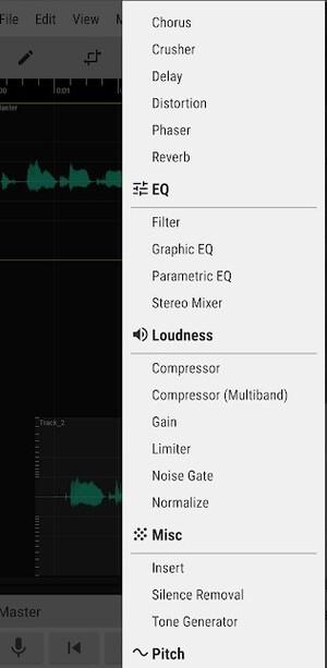 WaveEditor Screenshot 2