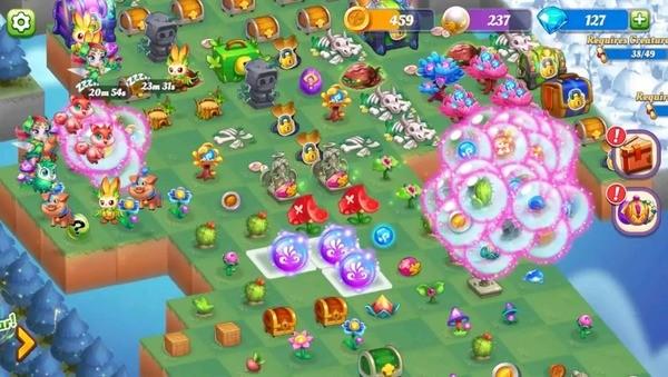 Wonder Merge Screenshot 1