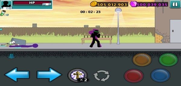 Anger of Stick 5 Screenshot 1