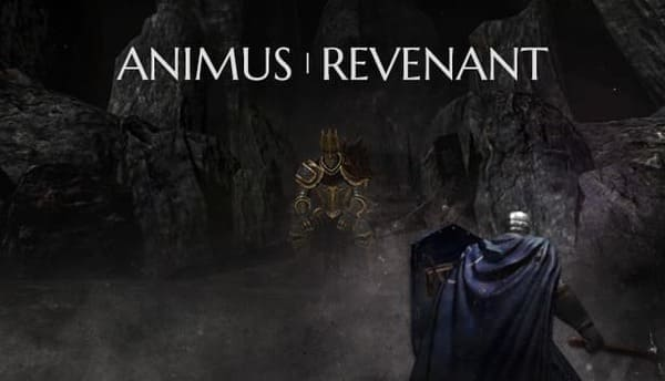 Animus Revenant Logo