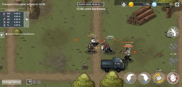 BAD 2 BAD Extinction Screenshot 3