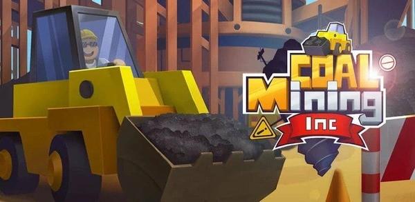 Coal Mining Inc Logo