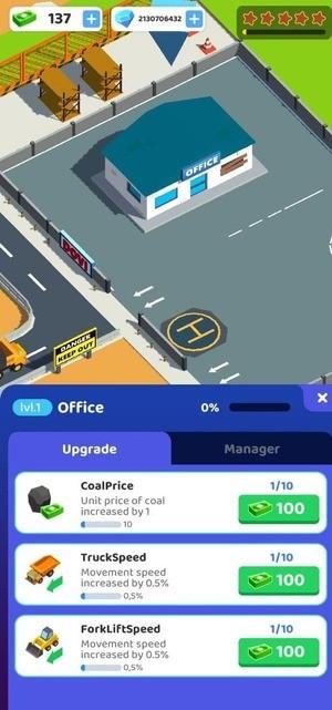 Coal Mining Inc Screenshot 1