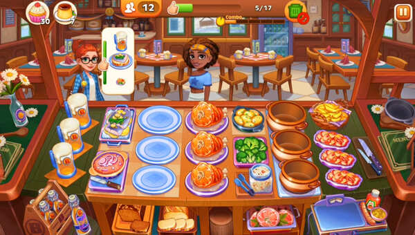 Cooking Madness Screenshot 1