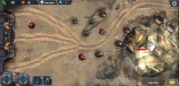 Defense Legend 4 Screenshot 1