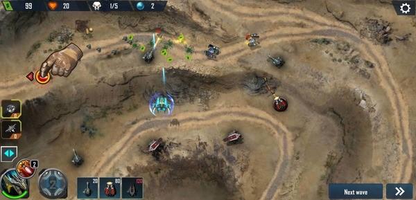 Defense Legend 4 Screenshot 2