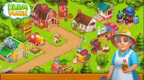 Farm Town Screenshot 2