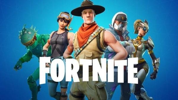 Fortnite Mobile Mod Logo