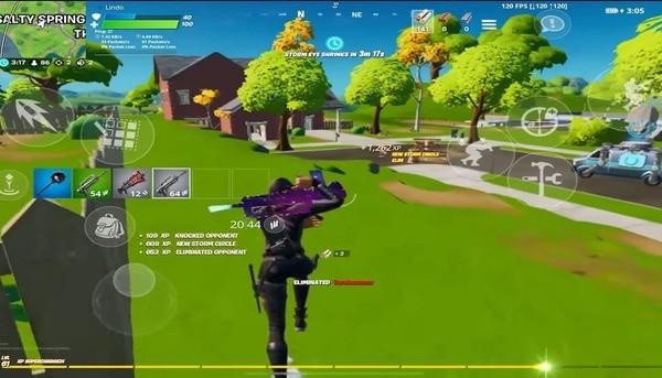 Fortnite Mobile Mod Screenshot 1
