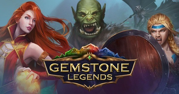Gemstone Legends Logo