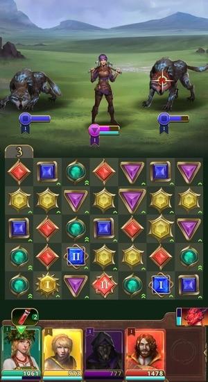 Gemstone Legends Screenshot 2