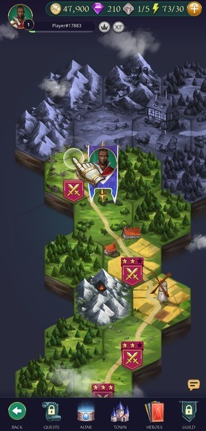 Gemstone Legends Screenshot 3