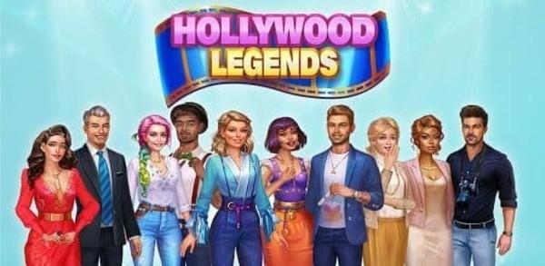 Hollywood Legends Logo