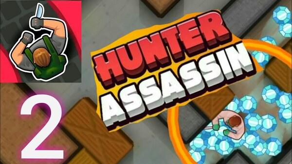 Hunter Assassin 2 Logo