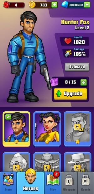 Hunter Assassin Mod Screenshot