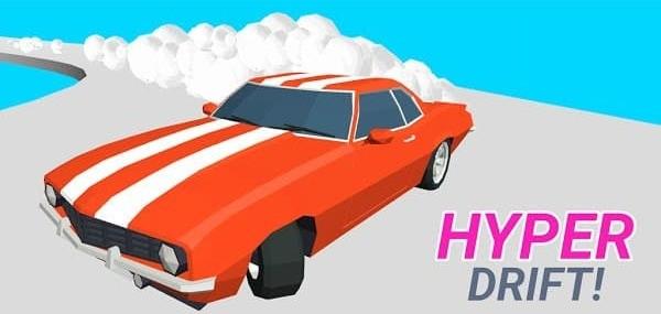 Hyper Drift Logo