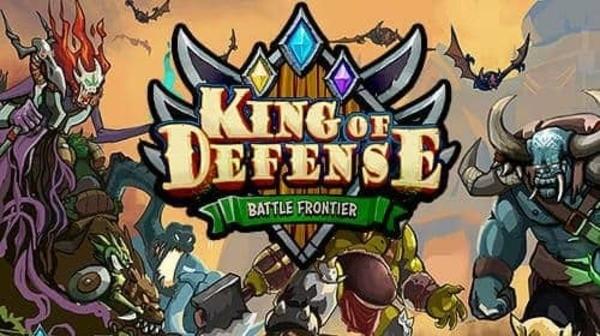 King Of Defense Logo