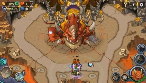 King Of Defense Screenshot 2