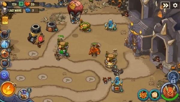 King Of Defense Screenshot 3