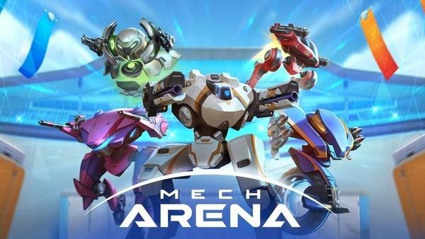 Mech Arena Robot Showdown Logo