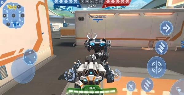 Mech Arena Robot Showdown Screenshot 1