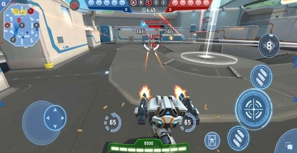 Mech Arena Robot Showdown Screenshot 3