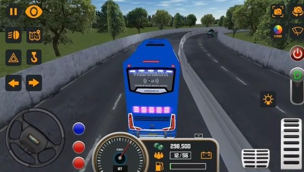 Mobile Bus Simulator Screenshot 3