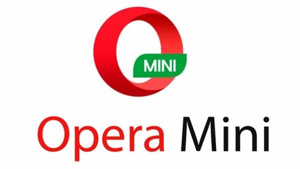 Opera mini Mod Logo