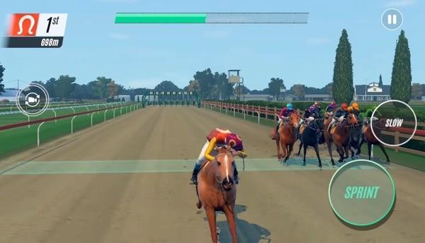 Rival Stars Horse Racing Screenshot 2