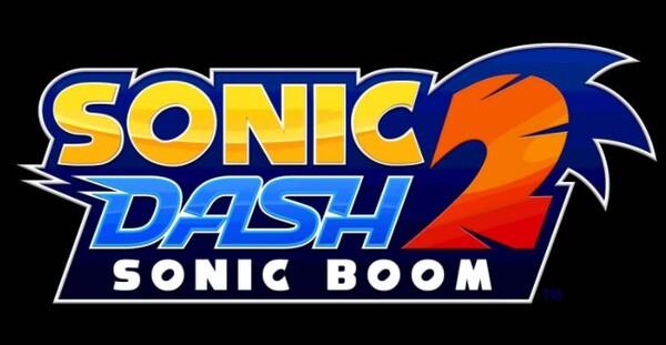 Sonic Dash 2 Logo