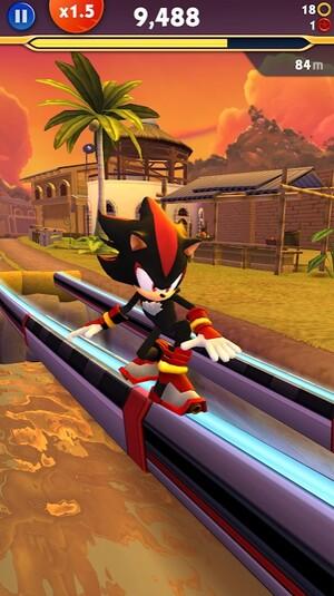 Sonic Dash 2 Screenshot 1