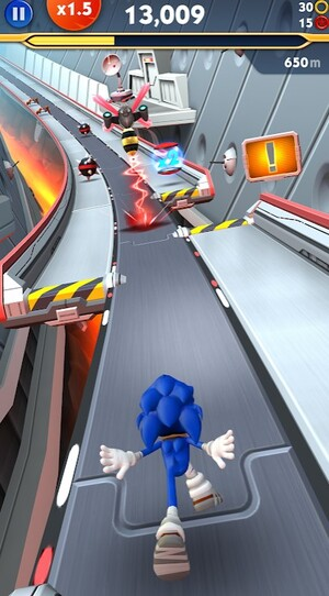 Sonic Dash 2 Screenshot 2