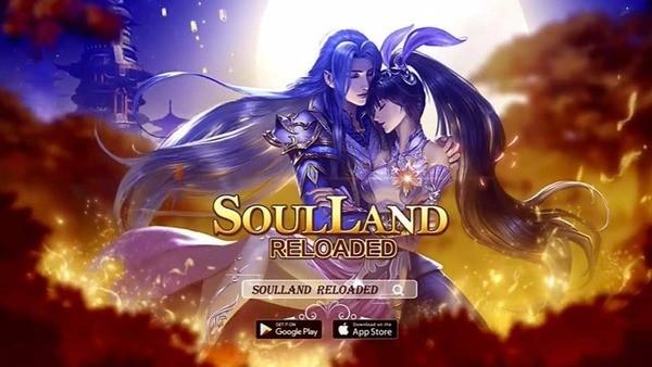 Soul Land Reloaded Logo