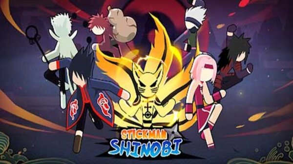 Stickman Shinobi Mod Logo