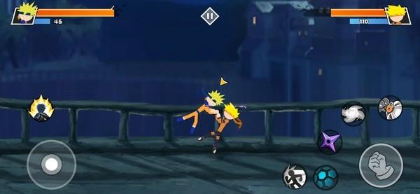 Stickman Shinobi Mod Screenshot 2