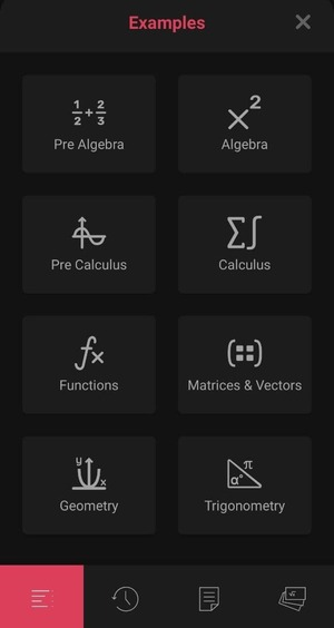 Symbolab Screenshot 3