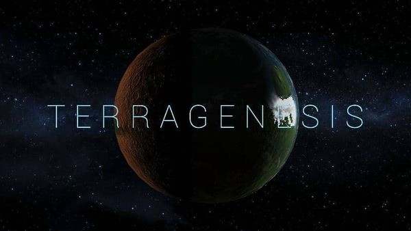 TerraGenesis Mod Logo