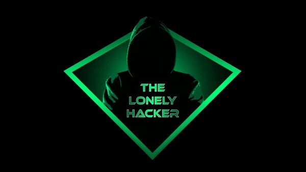 The Lonely Hacker Logo