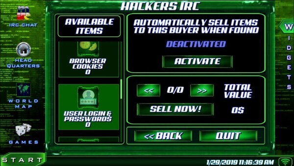 The Lonely Hacker Screenshot 1