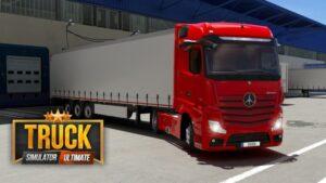 Truck Simulator Logo