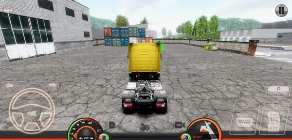 Truckers of Europe 2 Screenshot 1