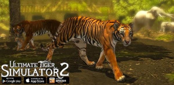 Ultimate Tiger Simulator 2 Logo