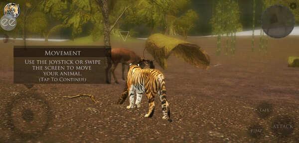 Ultimate Tiger Simulator 2 Screenshot 1